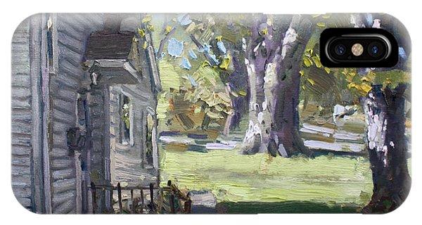 Minnesota iPhone Case - Daniel's House In Bloomington Mn by Ylli Haruni