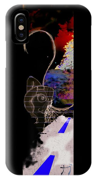 Danza IPhone Case