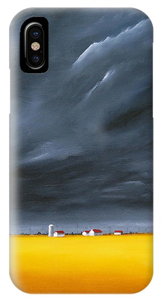 Dark And Stormy IPhone Case