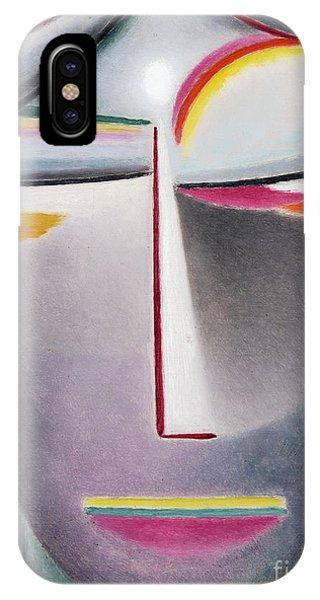 Lid iPhone Case - Dark Buddha by Alexej von Jawlensky