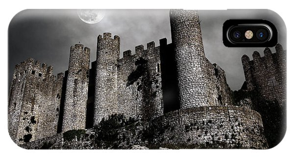 Dark Castle IPhone Case
