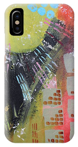 Dark City IPhone Case