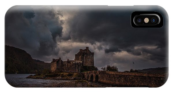 Dark Clouds #h2 IPhone Case