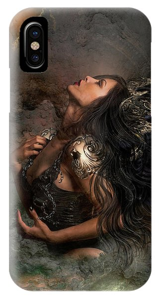 Gothic iPhone Case - Dark Desire by G Berry