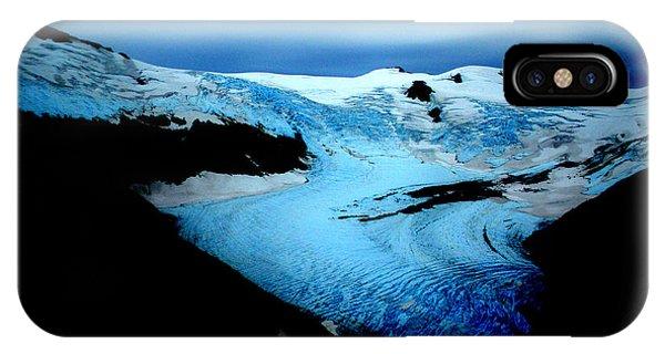 Dark Glacier IPhone Case