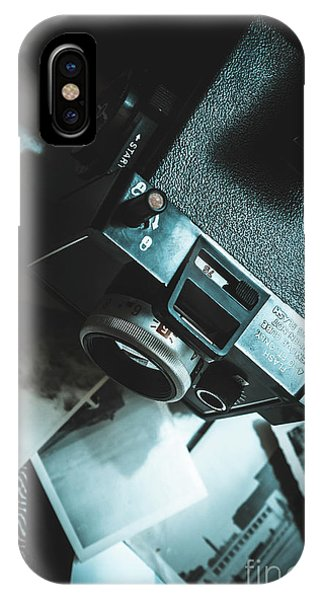 Developed iPhone Case - Dark Room Photographic Process by Jorgo Photography - Wall Art Gallery