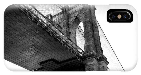 Architectural iPhone Case - Dark Side Calling by Az Jackson