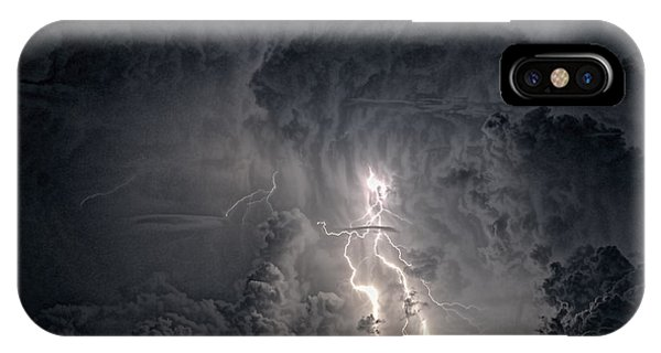 Dark Sky IPhone Case