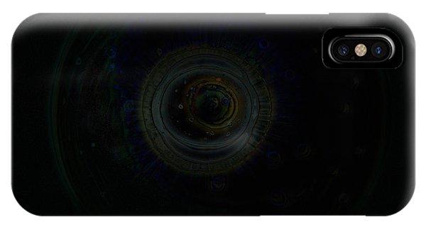 Dark Spaces IPhone Case