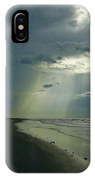 Dark To Enlightened IPhone Case