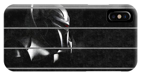 Dark Zylon IPhone Case