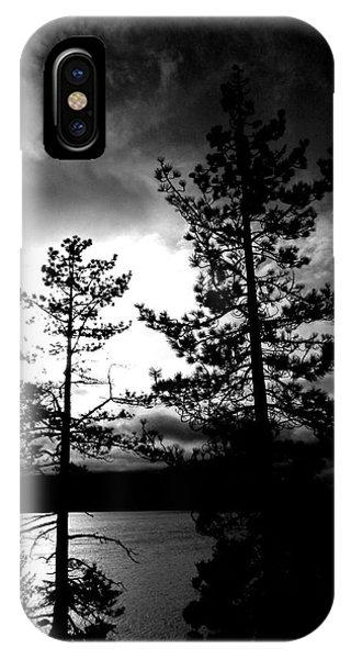 Darkness Crawls IPhone Case