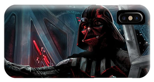 Darth Vader, Imperial Ace IPhone Case