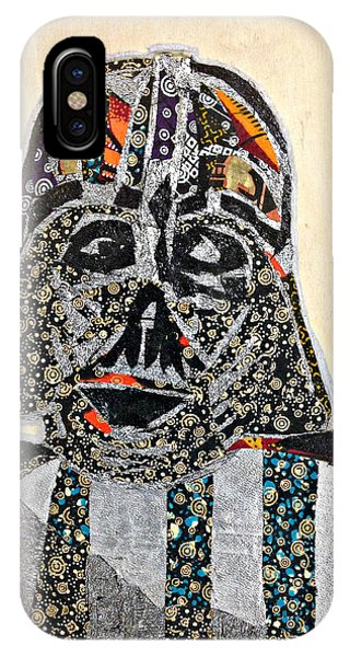 Darth Vader Star Wars Afrofuturist Collection IPhone Case