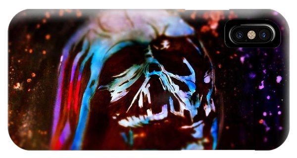 Darth Vader's Melted Helmet IPhone Case