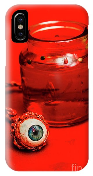 Anatomy iPhone Case - Darwin Leye by Jorgo Photography - Wall Art Gallery