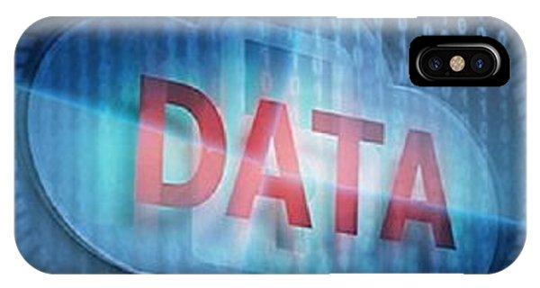 It Professional iPhone Case - Data Storage Technologies by Akademe