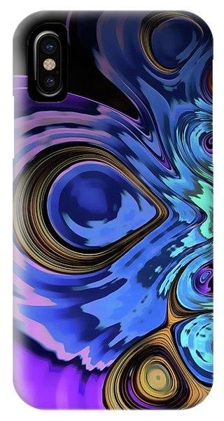 iPhone Case - Daubs by Amanda Moore