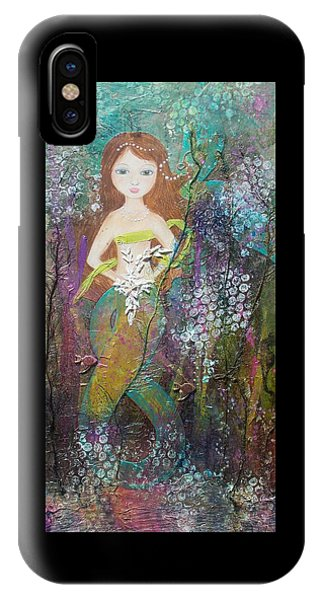 Daughter Of The Sea IPhone Case