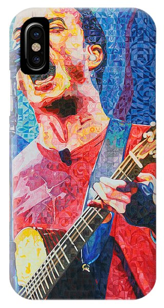 The iPhone Case - Dave Matthews Squared by Joshua Morton