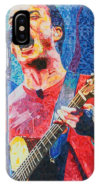 Dave Matthews Squared IPhone Case