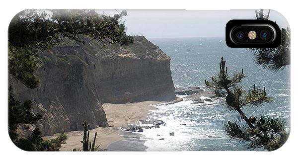 Davenport Beach IPhone Case