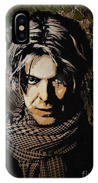 David 5 IPhone Case