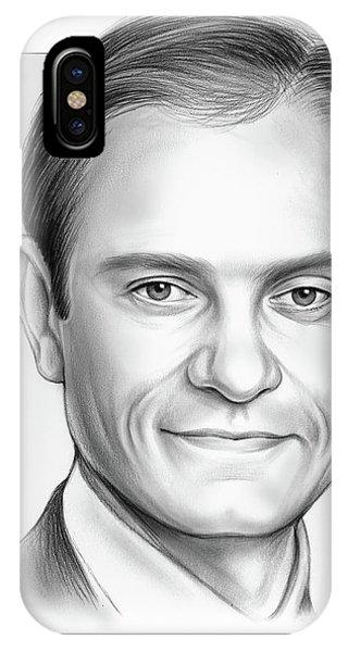 David Hyde Pierce IPhone Case