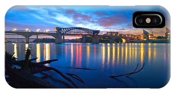Dawn Along The River IPhone Case