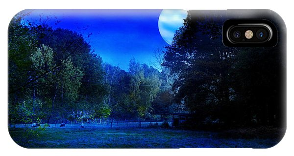 Dawn At Night IPhone Case