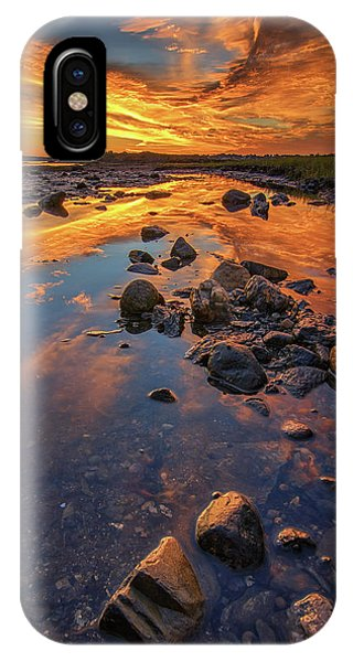 Dawn At Pott's Point IPhone Case