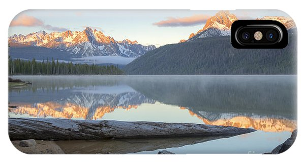 Dawn At Redfish IPhone Case