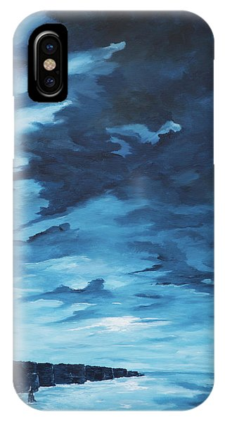 Dawn At The Cliffs Of Moher IPhone Case