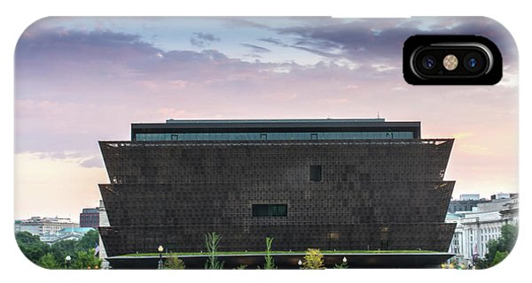 Dawn At The National Museum Of African American History And Culture.  No 1 IPhone Case