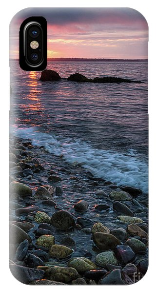 Dawn, Camden, Maine  -18868-18869 IPhone Case