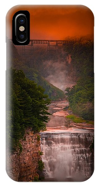 Dawn Inspiration IPhone Case