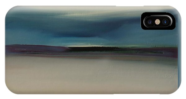 IPhone Case featuring the painting Dawn by Michelle Abrams