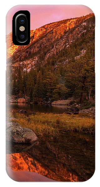 IPhone Case featuring the photograph Dawn Of Dreams Triptych Right by Dustin LeFevre