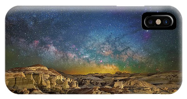 Dawn Of The Universe IPhone Case