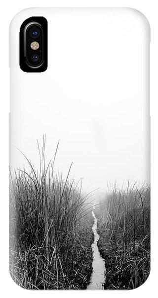 Dawn On Back Bay  IPhone Case