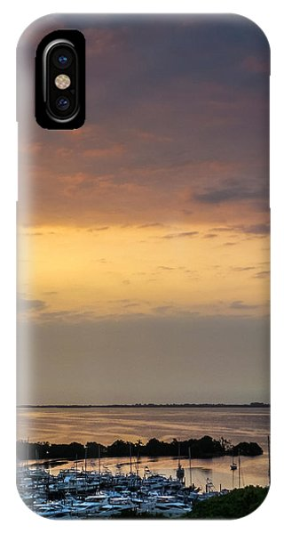 Dawn On The Bay IPhone Case