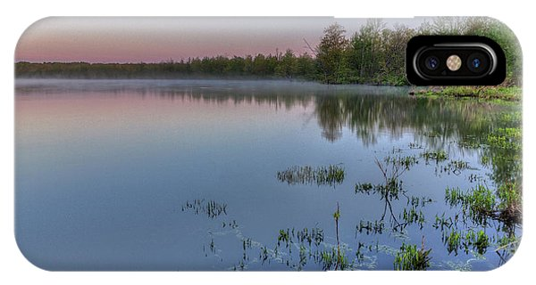 Dawn Over North Bay IPhone Case