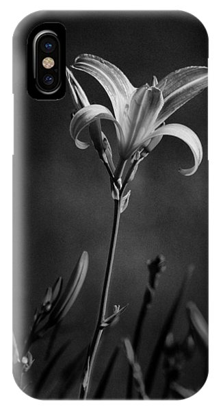 Day Lilly IPhone Case