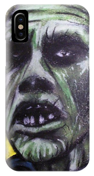 Day Of The Dead - Bub Phone Case by Sam Hane