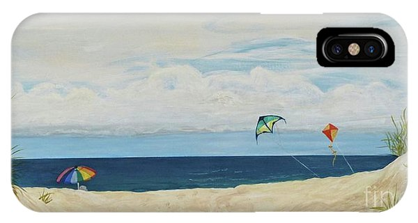Day On Beach IPhone Case