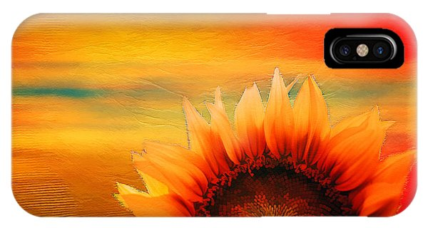 IPhone Case featuring the digital art Daybreak 2017 by Kathryn Strick