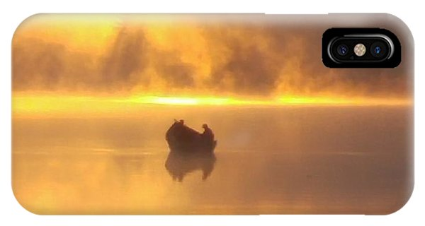 Daybreak Fishermen IPhone Case