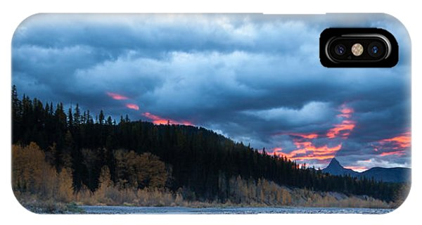 IPhone Case featuring the photograph Daybreak by Fran Riley