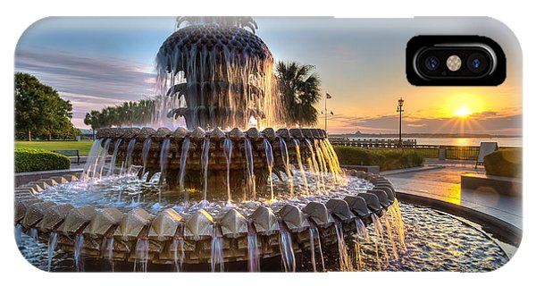 Daybreak In Charleston IPhone Case