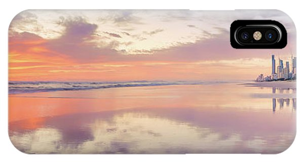 Qld iPhone Case - Daybreak In Paradise by Az Jackson